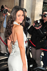 © under license to London News Pictures. 08/03/11.Jennifer Metcalfe Red carpet arrivals for the 2011 TRIC (The Television & Radio Industries Club) Awards at Grosvenor House Hotel  London . Photo credit should read ALAN ROXBOROUGH/LNP