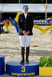 Lickhammer Erika (SWE)<br /> FEI World Breeding Jumping Championships for Young Horses 2010<br /> © Hippo Foto - Leanjo de Koster