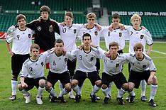 20100511 U16 landskamp Danmark-Tyskland