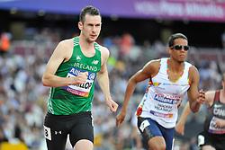 14/07/2017 : Michael McKillop, T38, 800m (Men's) Heats, at the 2017 World Para Athletics Championships, Olympic Stadium, London, United Kingdom