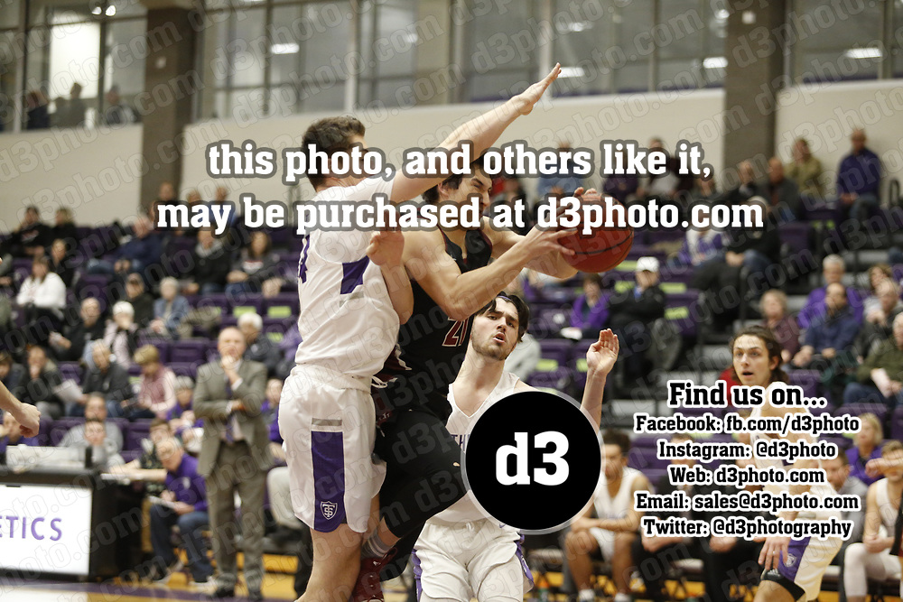 Men's Basketball: University of St. Thomas (Minnesota) Tommies vs. Hamline University Pipers