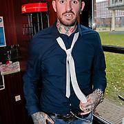 NLD/Breda/20110202 - 100% NL Showcase met The Voice of Holland artiesten, winnaar Ben Saunders