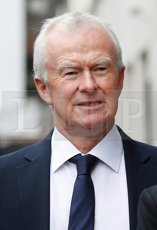 © Licensed to London News Pictures. 24/04/2017. London, UK. Solicitor MARTYN DAY arrives at the Solicitors Disciplinary Tribunal in central London where Leigh Day solicitors face disciplinary proceedings following claims by the Ministry of Defence that Leigh Day solicitors took part in ambulance-chasing over false compensation claims for the torture of Iraqi citizens. Photo credit: Peter Macdiarmid/LNP