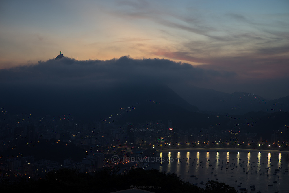Scenes from Rio de Janeiro on the day that Brazil drew 0-0 with Mexico. Photo by Andrew Tobin/Tobinators Ltd