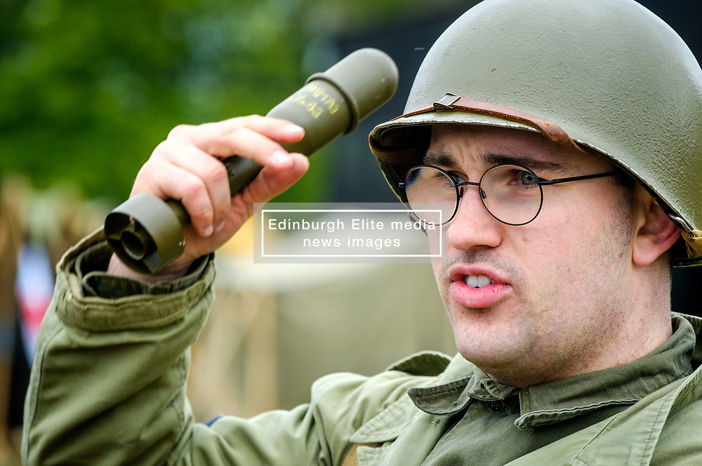 Sunday 7th May 2017 East Fortune:  Wartime Experience at the National Museum of Flight, East Fortune<br /> <br /> (c) Andrew Wilson   Edinburgh Elite media
