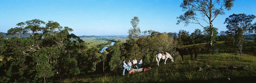 Horse Ride, Hunter Valley, Australia