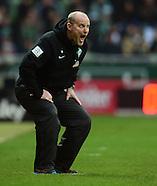 Fussball Bundesliga 2012/13: Bremen - Augsburg
