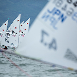 2014 LASER 4.7 World Day2
