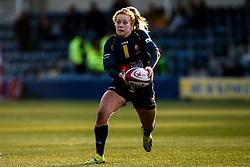 Sarah Nicholas of Worcester Warriors Women - Mandatory by-line: Robbie Stephenson/JMP - 01/12/2019 - RUGBY - Sixways Stadium - Worcester, England - Worcester Warriors Women v Bristol Bears Women - Tyrrells Premier 15s