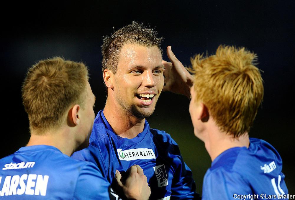 DK:<br /> 20100920, Lyngby, Danmark:<br /> Fodbold Superliga, Lyngby-FC Nordsj&aelig;lland: <br /> Kim Aabech, Lyngby Boldklub.<br /> Foto: Lars M&oslash;ller<br /> UK: <br /> 20100920, Lyngby, Denmark:<br /> Football Superleague, Lyngby-FC Nordsj&aelig;lland: <br /> Kim Aabech, Lyngby Boldklub.<br /> Photo: Lars Moeller