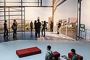 """Venezia - 16. Mostra di Architettura. Padiglioni ai Giardini. Lacaton &Vassal """"Freedom of use."""""""