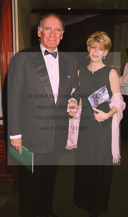 BARON & BARONESS VON ZUYLEN at a dinner in London on 19th May 1998.MHS 84