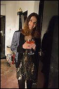 FRANKIE MCCOY, Opening of the Trouble Club., Lexington St. Soho London. 6 November 2014