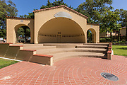 Historic Bandshell Venue at Hart Park in Orange