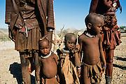 Himbas, Namibia