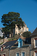 France, Britany , Cancale port