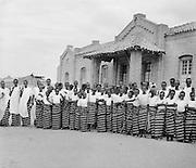Watussi People, Nyanza, Ruanda-Urundi (now Rwanda and Burundi), Africa, 1937