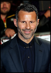 Ryan Giggs arriving at the The Class of 92 premiere in London, Sunday, 1st December 2013. <br /> Picture by Stephen Lock / i-Images<br /> File Photo  - Ryan Giggs appointed Assistant Manager for Man United. Photo filed Monday 19th May 2014.