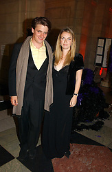 CHARLES & LADY SYBILLA HART at the Biba Ball in aid of Clic Sargeant held at the Victoria & Albert Museum, London on 11th May 2006.<br /><br />NON EXCLUSIVE - WORLD RIGHTS