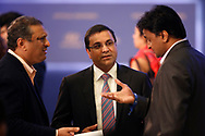 BCCI CEO Rahul Johri's during the BCCI annual awards  and 5th M.A.K Pataudi Memorial Lecture held at the Ritz Carlton Hotel in Bangalore, Karnartaka on the 8th March 2017. <br /> <br /> Photo by: Deepak Malik / BCCI/ SPORTZPICS