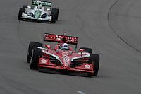 Dario Franchitti, Iowa Corn Indy 250, Iowa Speedway, Newton, IA  USA,  6/20/2010