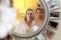 3 August 2013: Wedding of Clara Rodriguez and Kevin Terrell in San Pedro, CA.