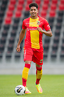 Norichio Nieveld during the team presentation of Go Ahead Eagles on July 15, 2016 at the Adelaarshorst Stadium in Deventer, The Netherlands.