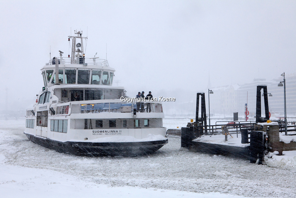 helsinki ferry