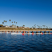02/17/2018 - Rowing Scrimmage v UCSD/USD