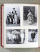 Vintage family photo album - Japan
