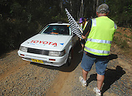 Coffs Coast Rally 2008