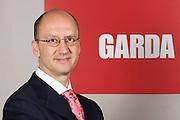 Portrait de Stéphan Crétier président et chef de la direction, lors du Rapport annuel du groupe Garda, Club Saint-James, Québec, Canada, 2008, 06, 11, © Photo Marc Gibert / adecom.ca