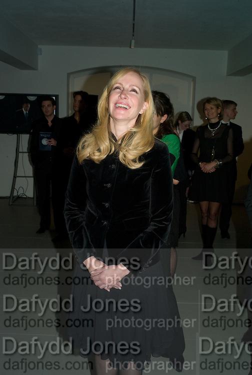 Louise T Blouin , The Mont Blanc de la Couture award at the Louise T Blouin Institute. Olaf St. London. 16 April 2008.  *** Local Caption *** -DO NOT ARCHIVE-© Copyright Photograph by Dafydd Jones. 248 Clapham Rd. London SW9 0PZ. Tel 0207 820 0771. www.dafjones.com.