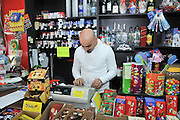 Israel, Haifa, Grocery Shop
