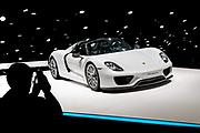 Event - IAA   Location - Frankfurt, Germany   Client - Porsche   Agency - RightLight Media