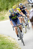 Benat Intxausti - Movistar - 20.05.2015 - Tour d'Italie - Etape 11 : Forli / Imola <br />