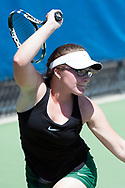 Sydnie Binder. Idaho High School State Tennis Championships on May 20, 2017 at Boise State University's Appleton Tennis Complex, Boise, Idaho. <br /> <br /> Borah junior Sydnie Binder won the 5A girls singles title, defeating Timberline's Devon Austin-Canning 6-2, 6-1. Binder, who was runner-up the past two years in 5A singles, capped off a perfect 28-0 season Saturday with her title.