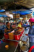 Market, Chau Doc, Vietnam, Asia