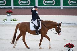 Hannelore Brenner, (GER), Women of the World - Team Competition Grade III Para Dressage - Alltech FEI World Equestrian Games™ 2014 - Normandy, France.<br /> © Hippo Foto Team - Jon Stroud <br /> 25/06/14
