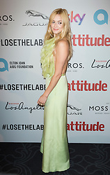 Fearne Cotton attends the 2016 Attitude Awards in association with Virgin Holidays, at 8 Northumberland Avenue, London. Monday October 10, 2016. Photo credit should read: Isabel Infantes / EMPICS Entertainment.