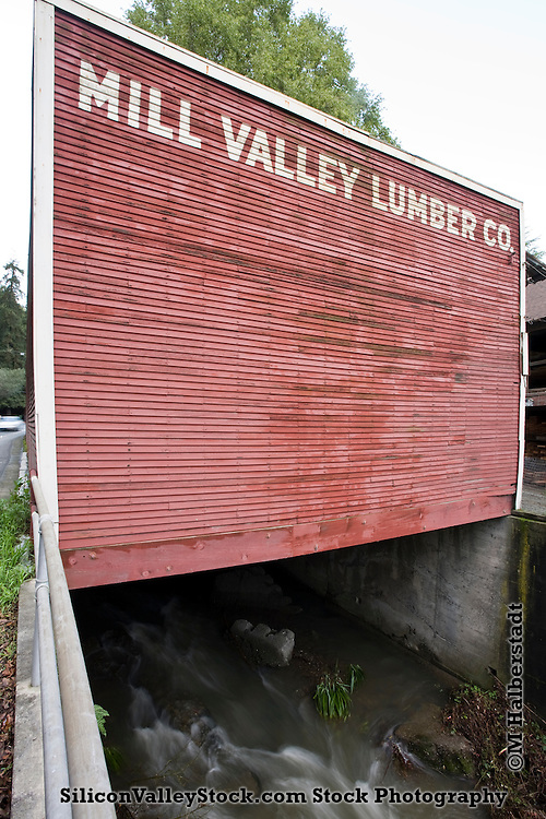 Mill Valley Lumber Company, Milll Valley, CA