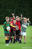 Wasps CoachClass at Twyford Avenue. Thurs 23-8-07. Action Pics.