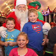 Thursday Nov. 2, 2017-French Lick Polar Express