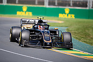 ALBERT PARK, VIC - MARCH 15: Rich Energy Haas F1 Team driver Kevin Magnussen (20) at The Australian Formula One Grand Prix on March 15, 2019, at The Melbourne Grand Prix Circuit in Albert Park, Australia. (Photo by Speed Media/Icon Sportswire)
