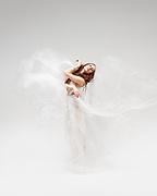 Hamburg Ballet Principal Dancer, Carolina Aguero, shot by Rachel Neville.