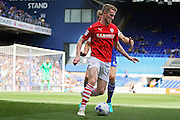 Barnsley midfielder Marley Watkins during the EFL Sky Bet Championship match between Ipswich Town and Barnsley at Portman Road, Ipswich, England on 6 August 2016. Photo by Nigel Cole.