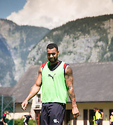 Dundee&rsquo;s Kane Hemmings - Day 3 of Dundee FC pre-season training camp in Obertraun, Austria<br /> <br />  - &copy; David Young - www.davidyoungphoto.co.uk - email: davidyoungphoto@gmail.com