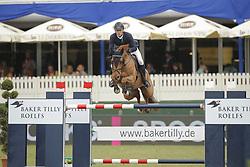 Schröder, Andre, Quidam´s As T<br /> Hamburg - Hamburger Derby 2015<br /> Baker Tilly Roelfs Trophy<br /> © www.sportfotos-lafrentz.de/Stefan Lafrentz
