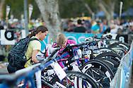 Emma Moffatt (AUS), November 3, 2013 - Triathlon : Noosa Triathlon, Noosa Pde, Noosa, Queensland, Australia. Credit: Lucas Wroe