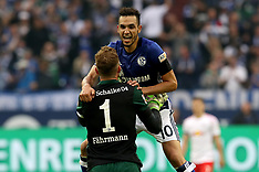 FC Schalke 04 V RB Leipzig - 19 Aug 2017